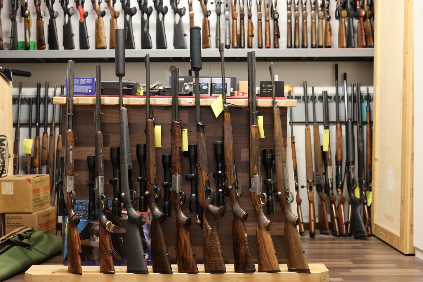 Jagdwaffen